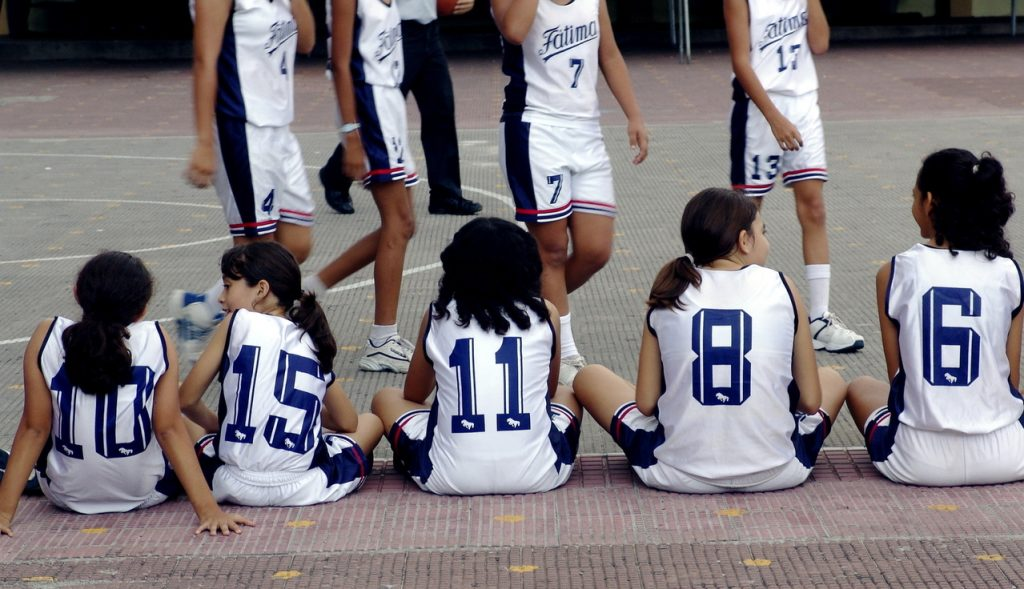 female athletes as role models