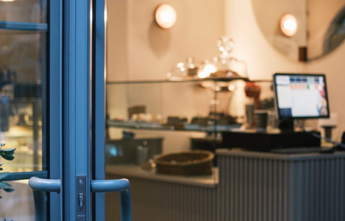 Brushed Brass Cabinet Handles